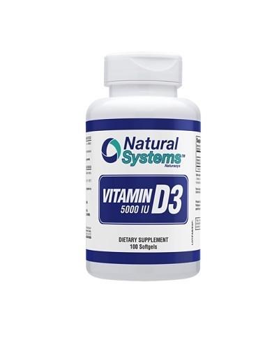 Vitamina D3 (Natural Systems)