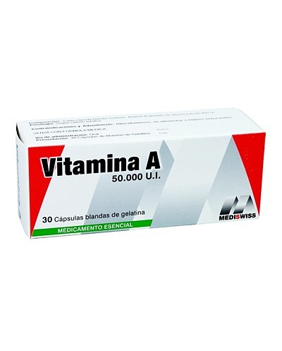 Vitamina A (Mediswiss)