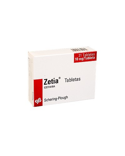 Zetia (Ezetimiba)