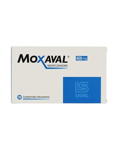 Moxaval (Moxifloxacino)