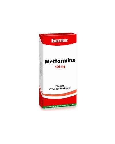 Metformina (Genfar)