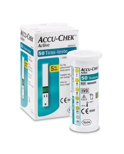 Accu - Chek Active 50 Tiras