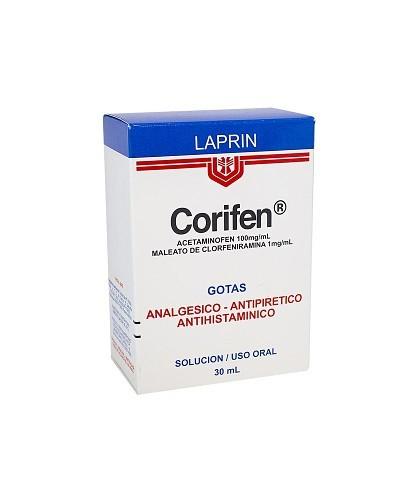 Corifen (Acetaminofen /...