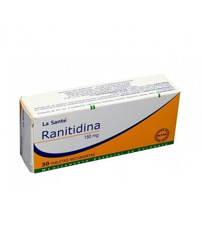 Ranitidina (La Sante)