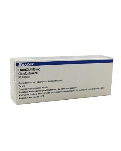 Endoxan (Ciclosfosfamida)