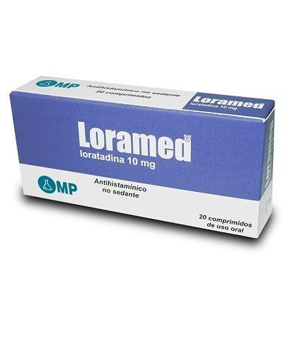 Loramed (Loratadina)