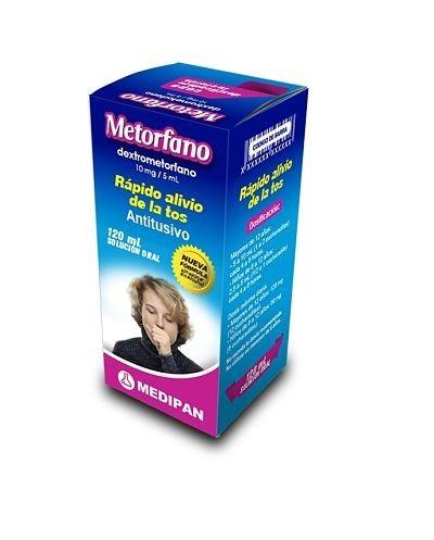 Metorfano (Dextrometorfano)