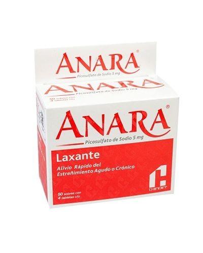 Anara (Picosulfato)