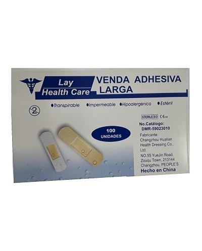 Venda adhesiva (Lay Health...