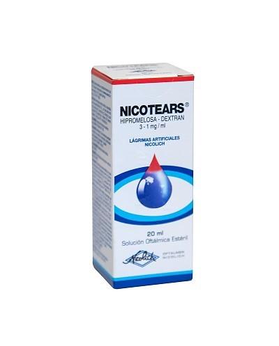 Nicotears (Hipromelosa -...