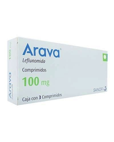 Arava 100 mg (Leflunomida)