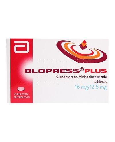 Blopress Plus (Abbott)