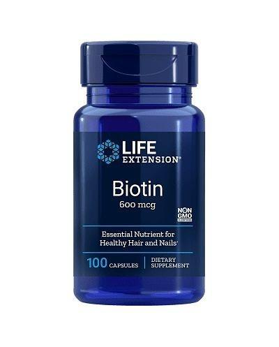 Biotin (Life Extension)