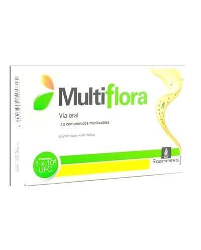 Multiflora (Probioticos)