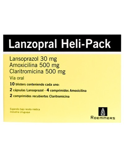 Lanzopral Heli - Pack