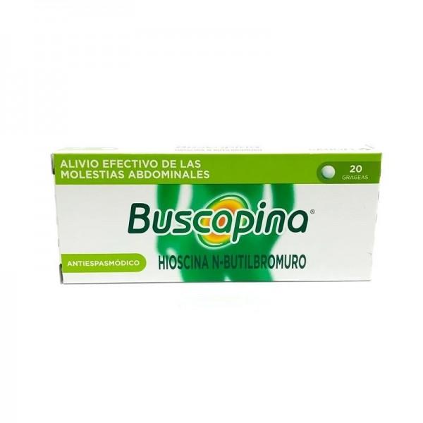 para que sirve clonixinato de lisina butilhioscina tabletas