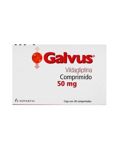 Galvus (Vildagliptina)