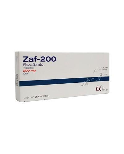 Zaf - 200 (Bezafibrato)
