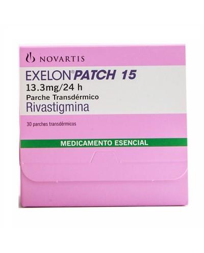 Exelon Patch 15 (Rivastigmina)