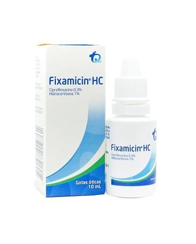 Fixamicin (Ciprofloxacina/...