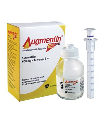 Augmentin ES (Amoxicilina /...