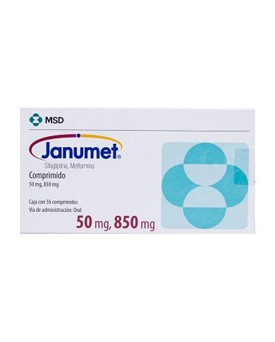 Janumet 50/850 (MSD)