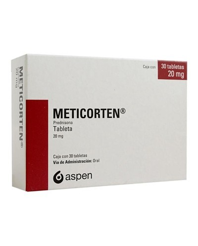 Meticorten (Prednisona)
