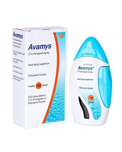 Avamys (Fluticasona)