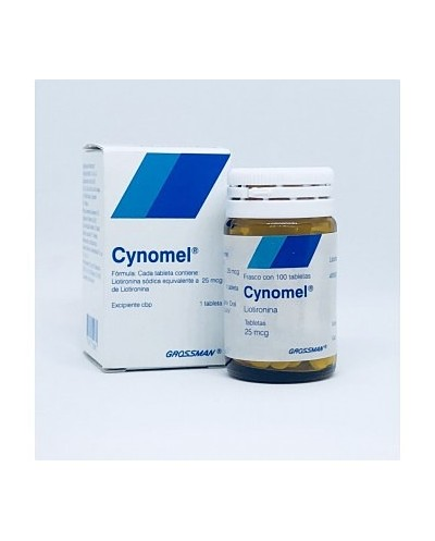 Cynomel (Liotironina)