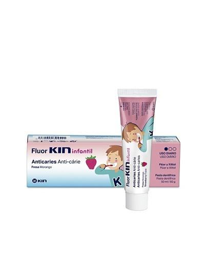 Fluor Kin Infantil