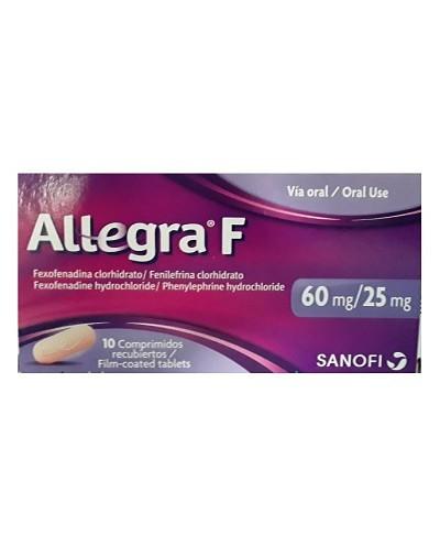 Allegra F (Fexofenadina/...
