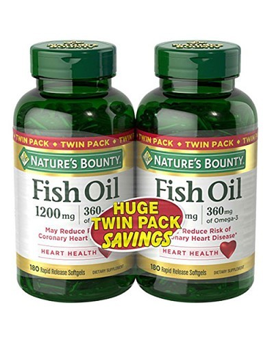 Fish Oil/ Omega 3 (Natures...