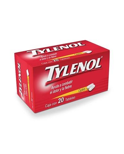 Tylenol Extra (Acetaminofen)