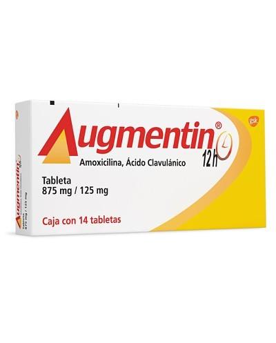 Augmentin (Amoxicilina/...