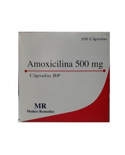 Amoxicilina (Medico Remedies)