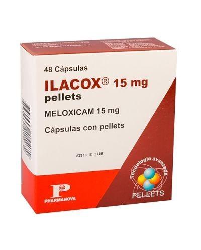 Ilacox (Meloxicam)