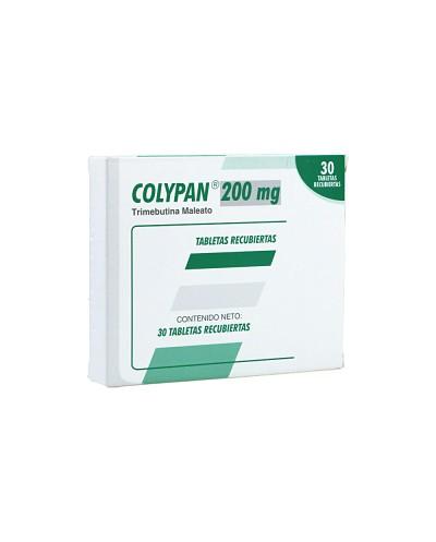 Colypan (Trimebutina)