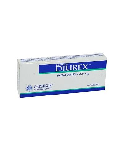 Diurex 2.5 (Indapamida)
