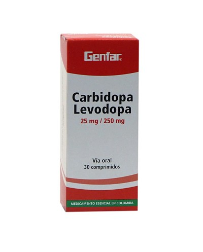 Carbidopa / Levodopa (Genfar)