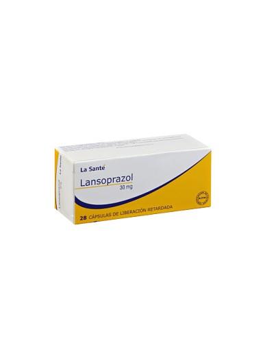 Lanzoprazol (La sante)