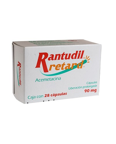 Rantudil Retard (Acemetacina)