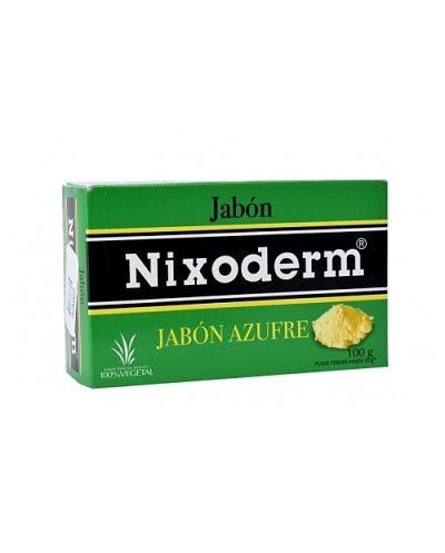Nixoderm (Jabon Azufre)