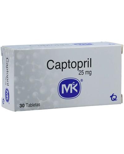 Captopril (MK)