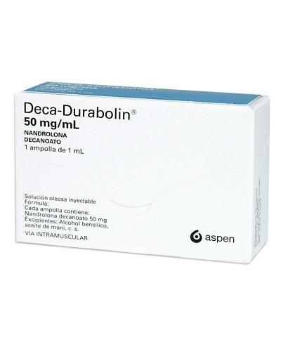Deca - Durabolin (Decanoato...