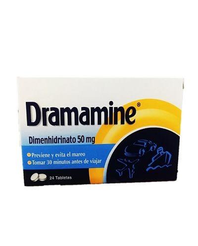 Dramamine (Dimenhidrinato)