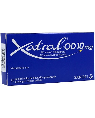 Xatral OD (Alfuzosina)