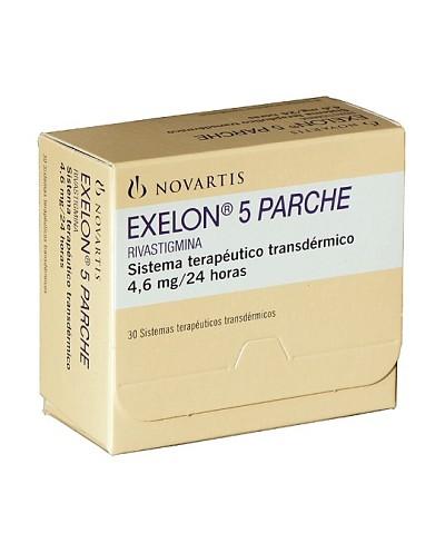 Exelon 5 (Rivastigmina)