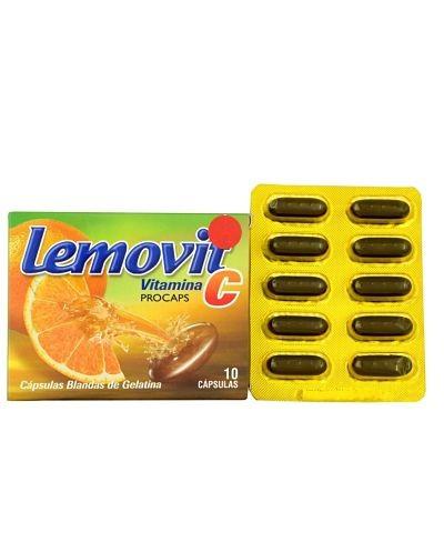 Lemovit C (Vitamina C)