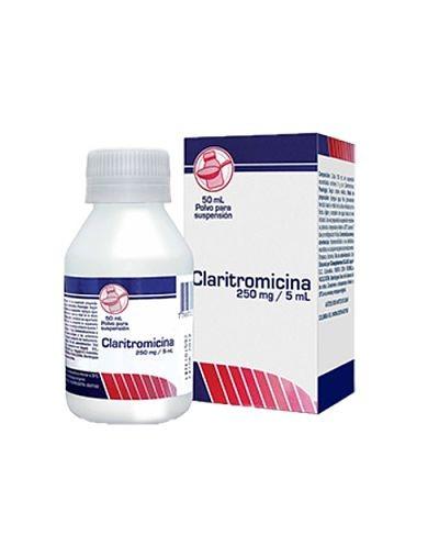 Claritromicina (Coaspharma)