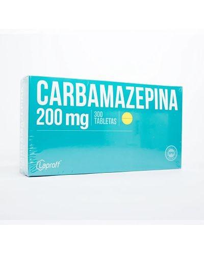 Carbamazepina (Laproff)